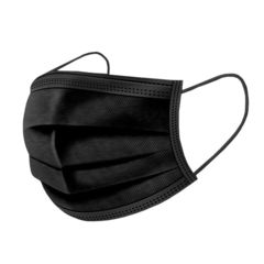 Многоразовая маска (черная)