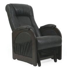 Кресло-качалка Модель 48 Экокожа без косички