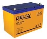 Аккумулятор DELTA HRL 12-90 ( 12V 90Ah / 12В 90Ач ) - фотография