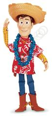 Toy Story Exclusive Hawaiian Vacation Talking Woody