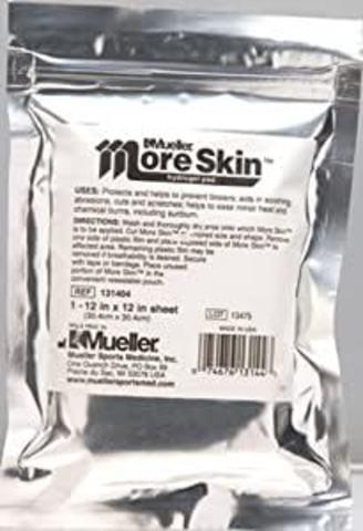 131404E More Skin™ Mueller,