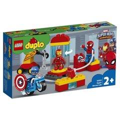 Lego konstruktor Duplo Super Heroes Lab