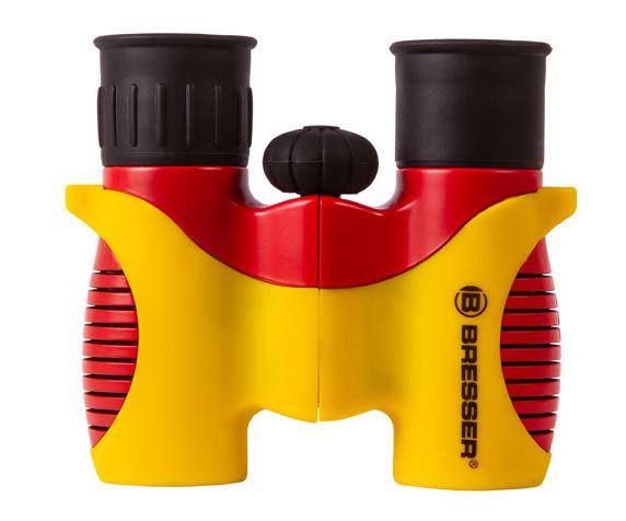 Бинокль детский Bresser Junior 6x21 желтый - фото 3