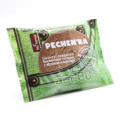 """Низкоуглеводное бисквитное печенье """"Pechen'ka"""" с яблоком и корицей 40 г"""
