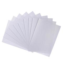 Эмбоссированная бумага перламутровая СЕРДЦА, 80 г/м, А4, 1 лист.
