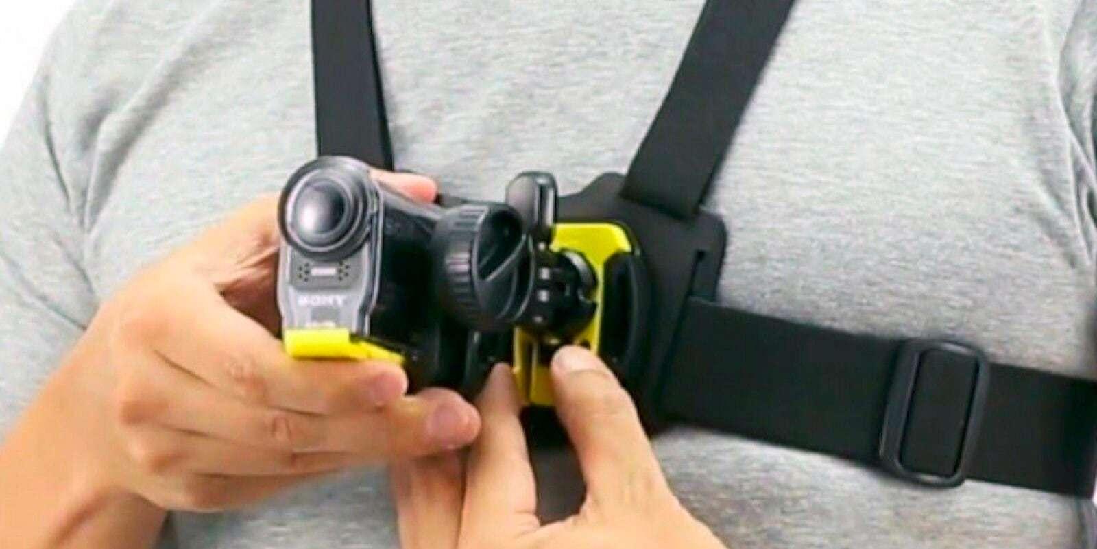 Крепление на грудь Sony (AKA-CMH1)