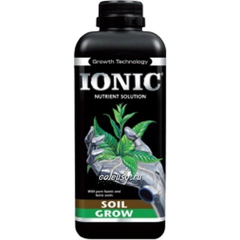 IONIC Soil Grow (Growthtechnology)