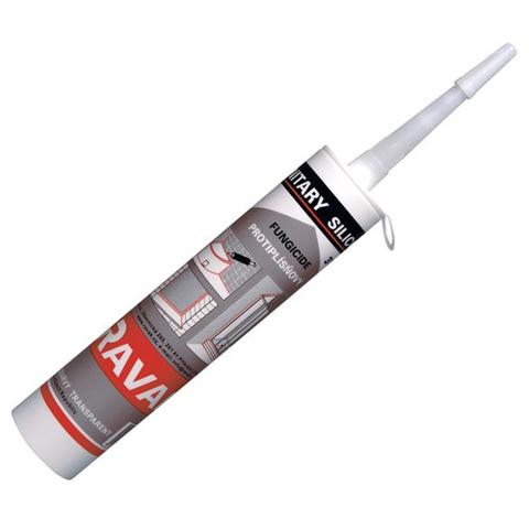 Купить силиконовый герметик Ravak Professional (прозрачный) X01201