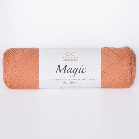 Пряжа Infinity Magic 2355 охра