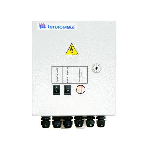Блок WA (ver.E)  Блок подключения дополнительного оборудования и включение режима энергосбережения для завес, тепловентиляторов (электрические/водяные/безнагревные) и фанкойлов