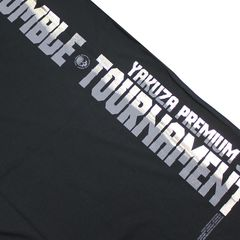 Футболка черная Yakuza Premium 3005