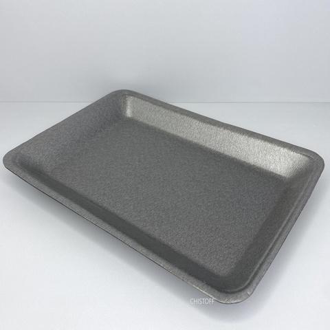 Подложка из вспененного полистирола 230х320х35 мм (150 шт.) черная (TR-258)