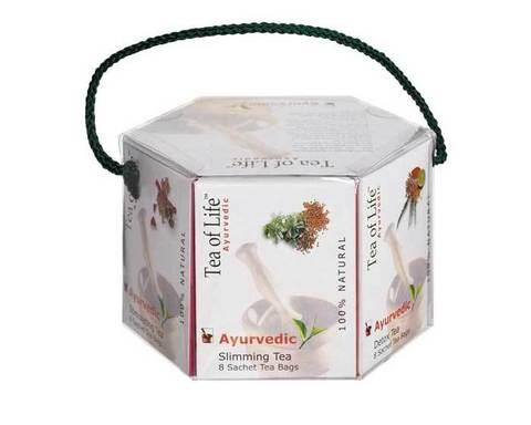 Чай в пакетиках аюрведический Tea of Life