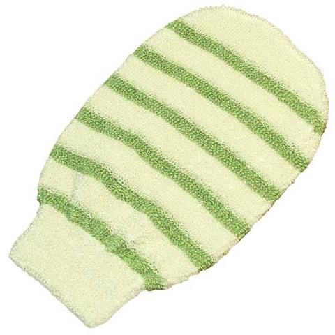 Мочалка бамбуковая рукавичка