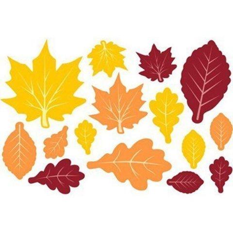 Баннер-комплект Осенние листья, 30 штук