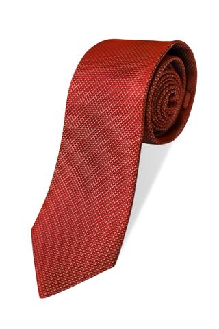 OLYMP Галстук шелковый в плетеный узор
