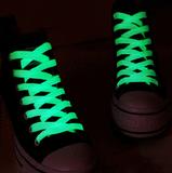 Светящиеся шнурки для спортивной обуви