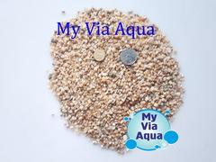 Грунт для аквариума №1, галька 3-5 мм