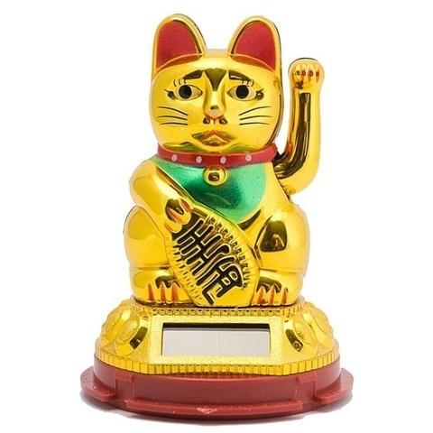 Кошка Манеки Неко 9 см
