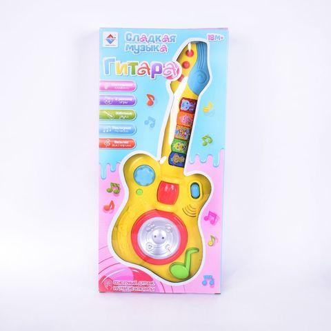 Музыкальная гитара с сенсорным датчиком
