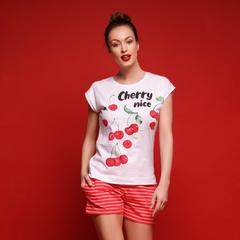 Женская футболка E20K-42M102