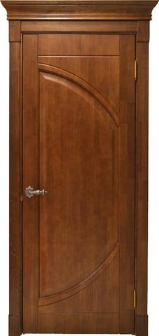 Дверь Лидер-Альверо Ассоль (орех, глухая, массив дуба)