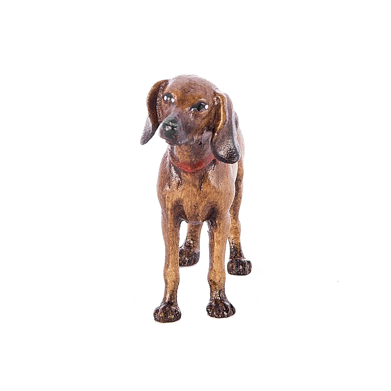 Спортивная собака - миниатюра