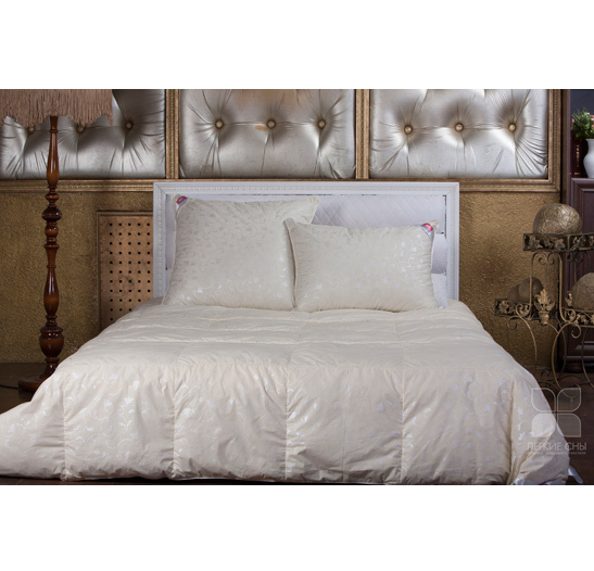 Одеяла и Подушки Одеяло пуховое всесезоннее Тесса пух 2 категории тесса.jpg