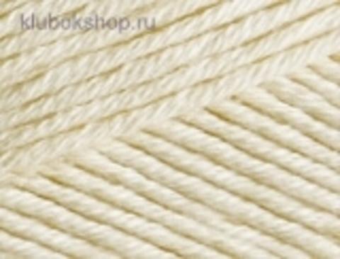 Cotton gold PLUS 01 Кремовый Alize - фото