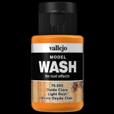 Light Rust Wash 35 ml.