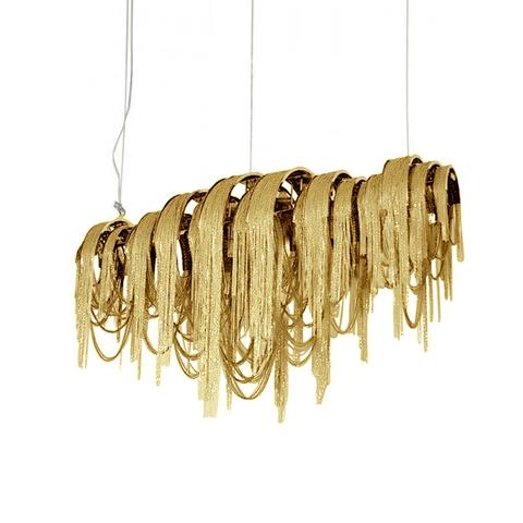 Подвесной светильник копия Volver by Terzani (золотой)