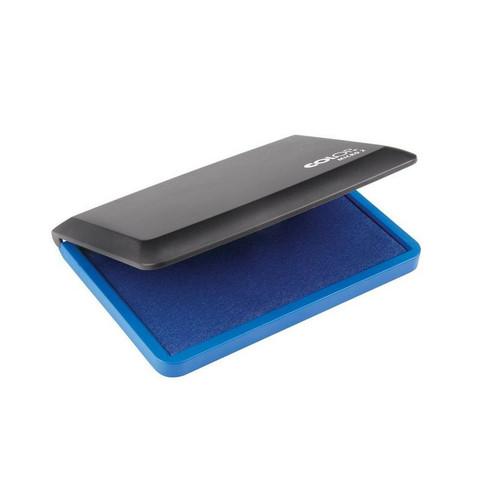 Подушка штемпельная настольная Colop Micro 2 синяя 110x70 мм
