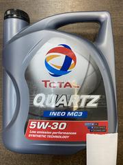 Total Quartz Ineo MC3 5W30 4л