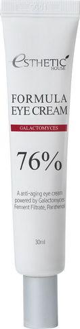 Крем для глаз ГАЛАКТОМИСИС Formula Eye Cream Galactomyces, 30 мл, ESTHETIC HOUSE