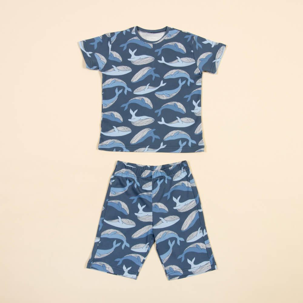 Детская мужская пижама E21K-43P101