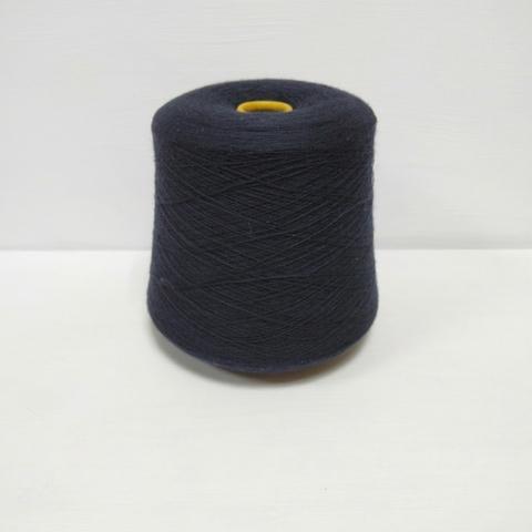 Loro Piana, Top cashmere, Кашемир 100%, Очень темный фиолетово-синий, 2/48, 2400 м в 100 г