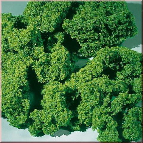 Искусственный мох - светло-зелёный (средний)