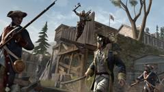 Assassin's Creed III. Обновленная версия (Nintendo Switch, русская версия)