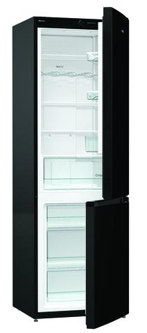 Двухкамерный холодильник Gorenje NRK6192CBK4