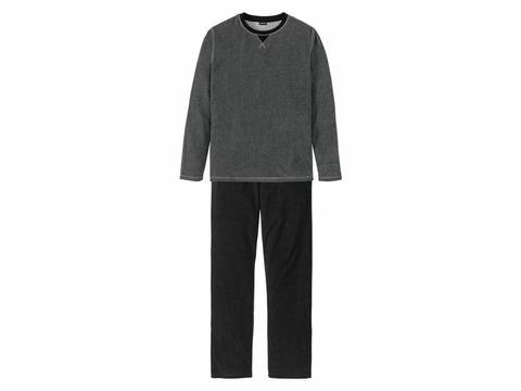 Пижама мужская LIVERGY утепленная