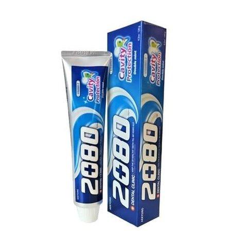 Зубная паста Aekyung Dental Clinic 2080 Cavity Protection натуральная мята 20 гр