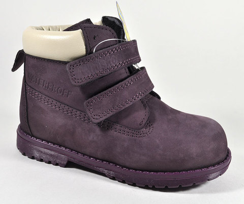 Ботинки утепленные Mini-shoes арт. S-505 Т-М арт. S-505 Т-М