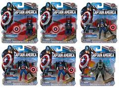 Captain America Deluxe Figure Series 02