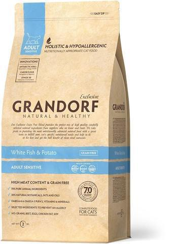 Grandorf White Fish & Potato Adult Sensitive