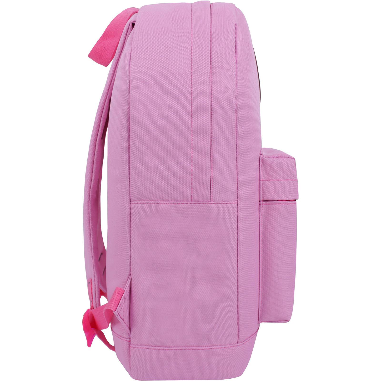 Рюкзак Bagland Молодежный W/R 17 л. розовый (00533662) фото 2