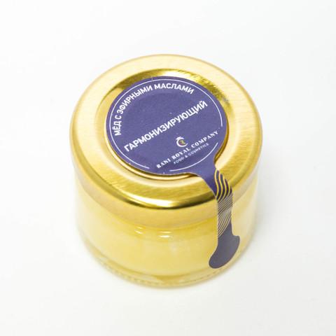 Мёд с эфирными маслами «Гармонизирующий» 30 г