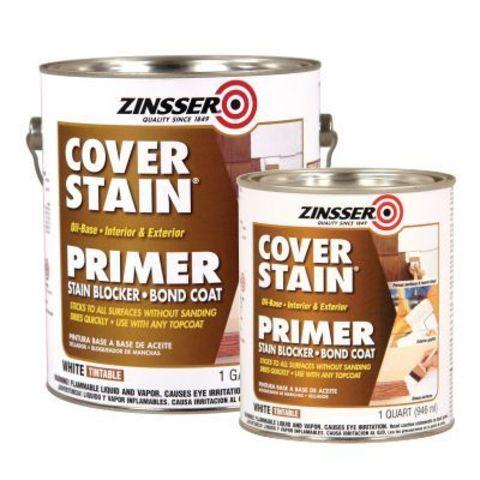 Cover-Stain Oil Base Primer Универсальный высокоукрывистый алкидный грунт