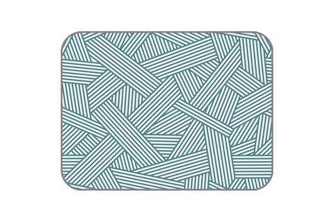Плюшевый коврик 140х200 см (Line)