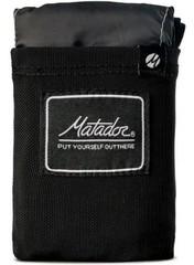 Покрывало большое Matador Pocket Blanket 3.0 (MATL4001BK) с чёрным чехлом