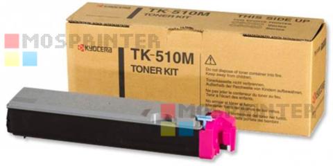 TK-510M для Kyocera Mita FS C5020/C5030